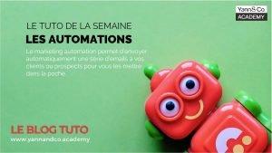 Les automations avec Mailchimp: Envoyez une série d'emails automatiques pour fidéliser vos clients en 5 minutes